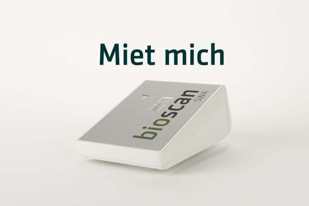 Bioscan SWA Miete